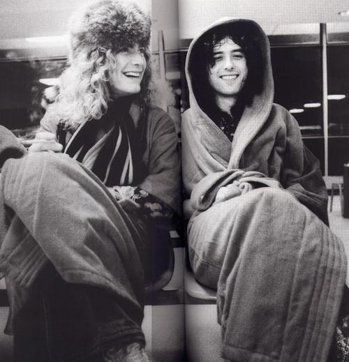 Robert Plant: su esencia en imágenes.