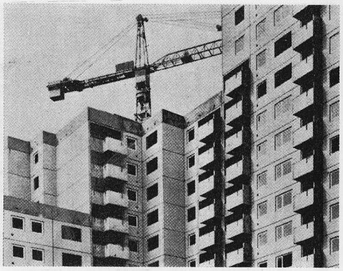 märkisches viertel / berlin / germany / 1966-67