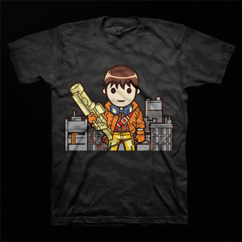 Kineda makes Kaneda for this Akira-inspired design Coming Soon