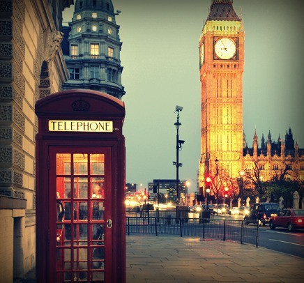 London calling (via Places I've Been and Love / London)