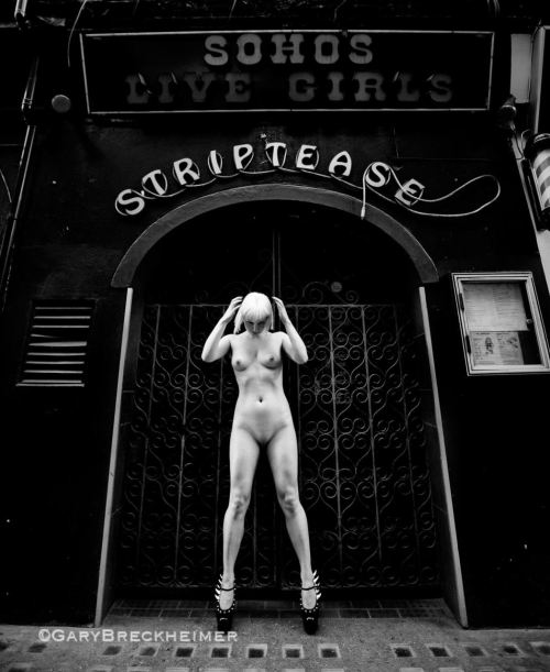 Soho- Girl Photography: Gary Breckhimer Model: Ruby True