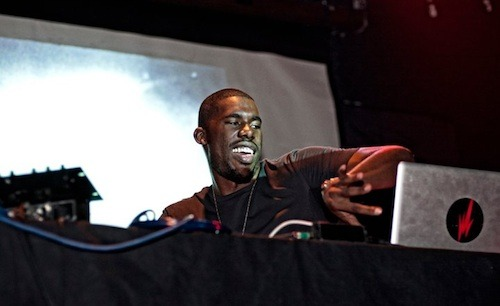 Flying Lotus by Loren Wohl.
