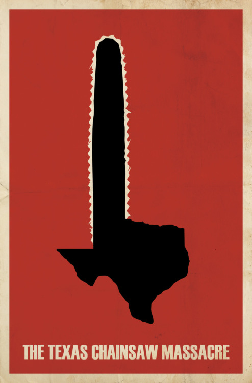 Awesome and clever minimalist movie poster designs. (via Cool Collection of Minimalist Movie Poster Art - News - GeekTyrant)