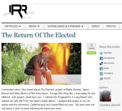 The Return of The Elected (Rock Album Review)