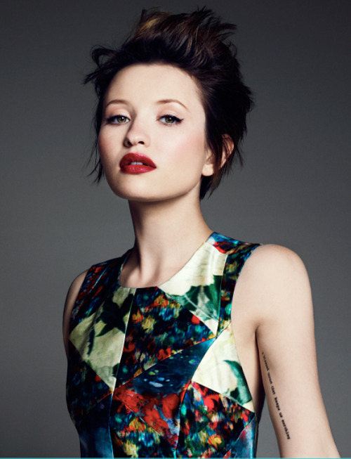 Emily Browning | Vogue Australia