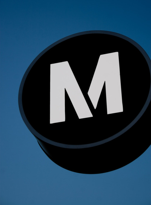 M is for Morales & @MetroLosAngeles