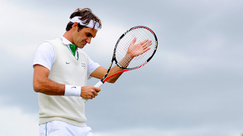 "ewilcox:  For the Federer fans out there, a great article by Brian Phillips.  Grantland has become one of my favorite websites, and articles like this are why. This is the best (and truest) essay I've ever read about Federer.  ""Anyway, at bottom, beneath media narratives and stats and everything else, isn't that why we love watching the best athletes? Because they take us into the forest and put us face-to-face with something mysterious? Admittedly, you have to strip away a lot of barnacles to get to that point, a lot of accumulated theme music, truck commercials, exploding football helmets, and so on. But there's something underneath all that stuff, some deep-down fantasy thing we go to top-level sports to get — whether it's reconciliation with the body or simulated tribal combat or the dream of immortality — and some athletes just make you see it. As if you'd started with the Google Maps view of what it means to be human and zoomed way down through the treetops until you found yourself staring across that pool, tigers lurking somewhere off-screen, freedom like an incandescent animal.""  I'm not giving Phillips enough credit unless I also say this is probably the best thing I've ever read about sports. Ever."