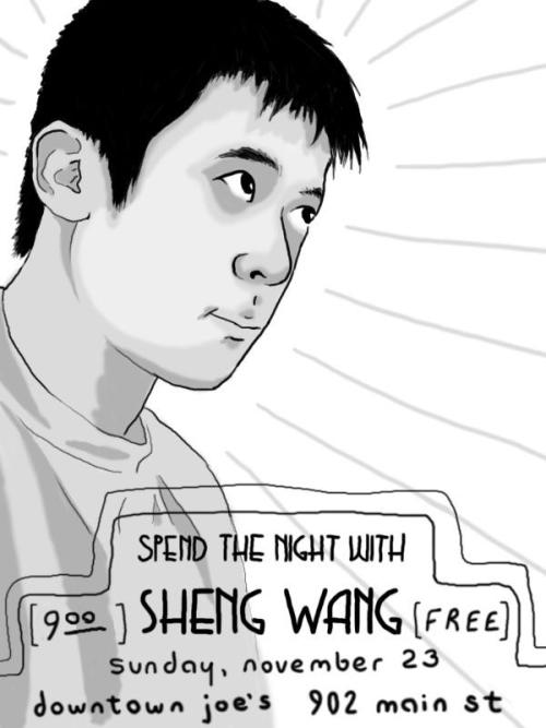 Sheng Wang by. Aram Fresh