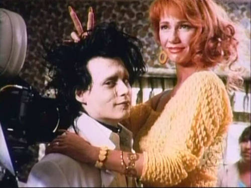 thereal1990s:  Edward Scissorhands (1990)