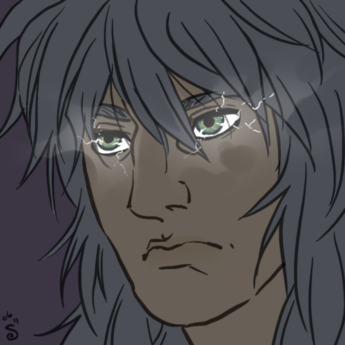fastpuck:  stormyrapeface.png this is an ugly drawing why did i think a super-closeup would be a good idea his nose is just too big lol  HRGH SHUSH UP HE IS PERFECT C'MERE STORMY LET ME LOVE YOU DOWN HRGGGGH ♥♥♥♥♥