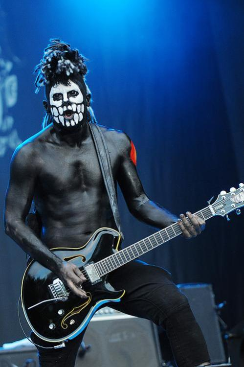 WES BORLAND THE UNICORN!