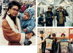 Back in the Days documents the emerging Hip Hop scene from 1980-1989 – before it became what is today's multi-million-dollar multinational industr. By Jamel Shabazz.