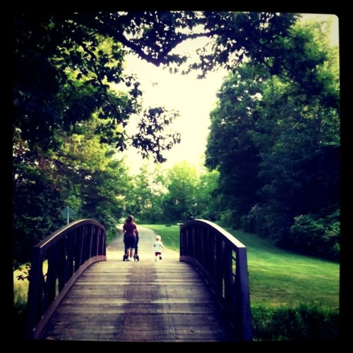 Evening stroll (Taken with instagram)