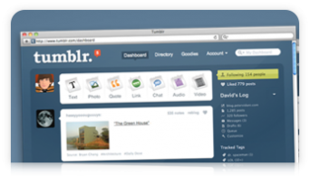 "The fast-growing micro-blogging platform Tumblr is the latest example of the ""micro"" craze. Tumblr has now surpassed WordPress, the archetype open source blogging platform that hosts some of the largest blogs on the Web. As of this writing, Tumblr is hosting 20,873,182 blogs compared to WordPress' paltry 20,787,904. This is an amazing turn of events, considering the fact that WordPress has been in existence four-years longer than the upstart Tumblr.     (via Tumblr is Killing WordPress 