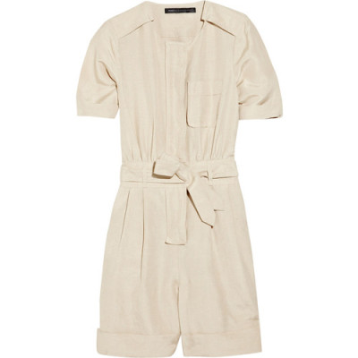 Marc by Marc Jacobs romper   (see more silk jumpsuits)