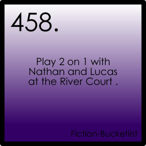 Idea From bookaholicslifeline One Tree Hill (TV Series)