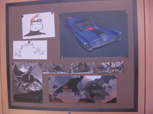 Mr. Incredible Concept Art