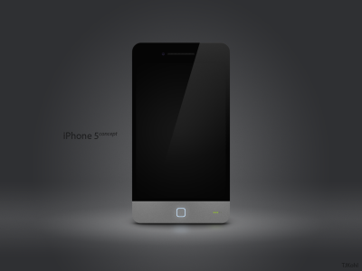 If only… iPhone 5 concept By TJKohl
