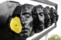 face the music. Face the music - vinyl art project by Angelo Bramanti