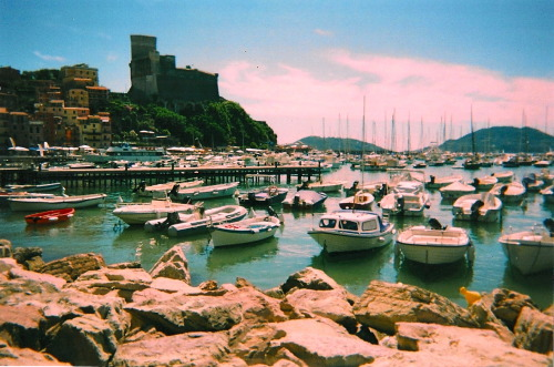 Lerici, Italy. Only the best place on earth…