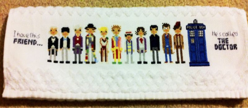 bookishandi:  Cross-stitch completed!