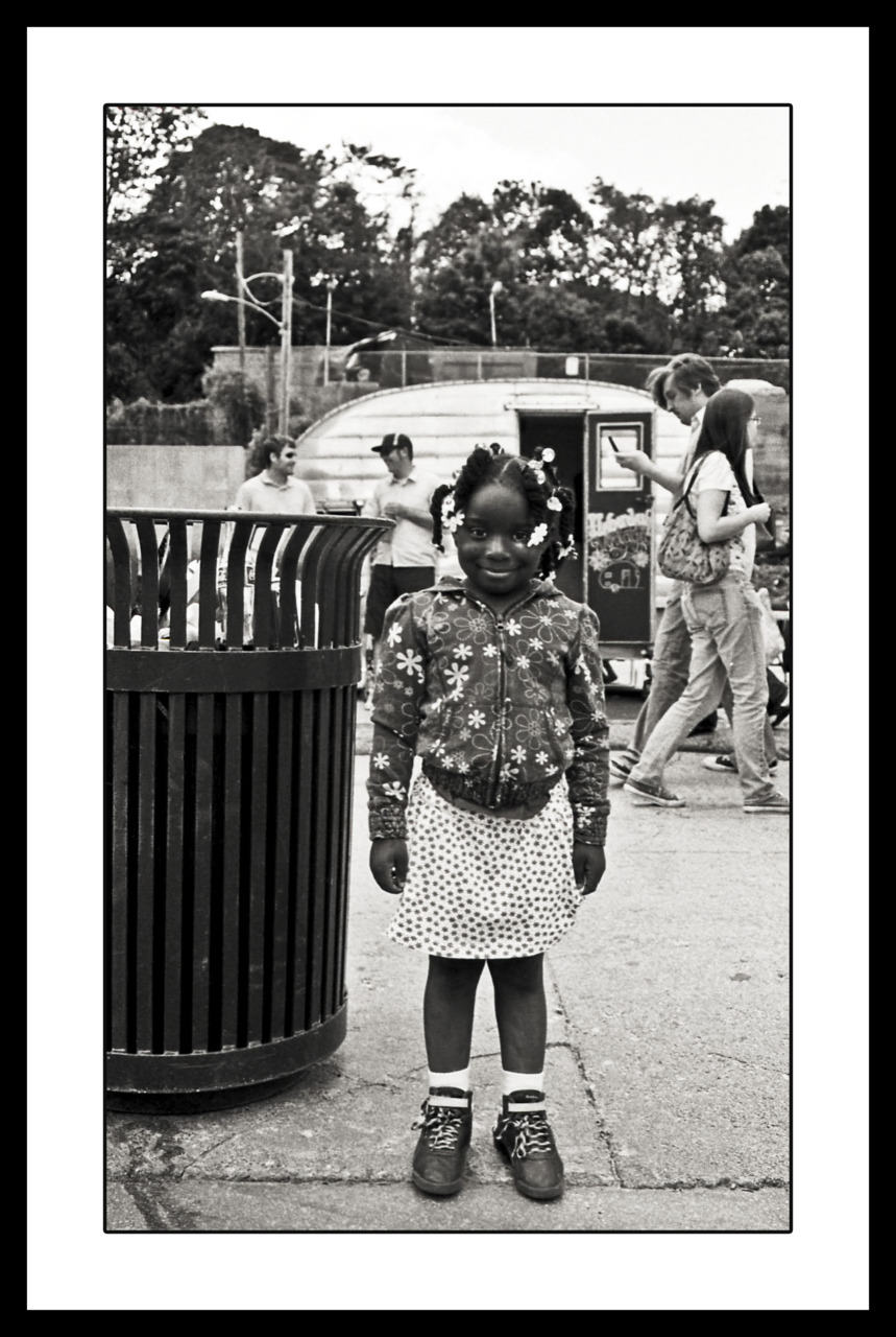 """Little Girl #1"" by Jose Cotto © 2010 (Shot in Worcester, MA. 35mm film.)"