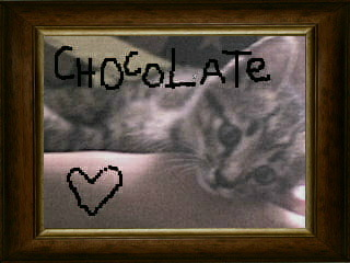 Chocolate……where O where could you be?