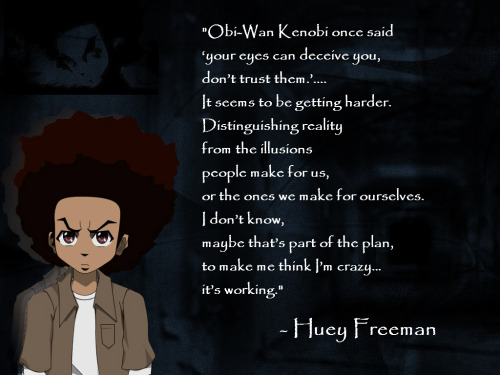 huey from boondocks quotes quotesgram