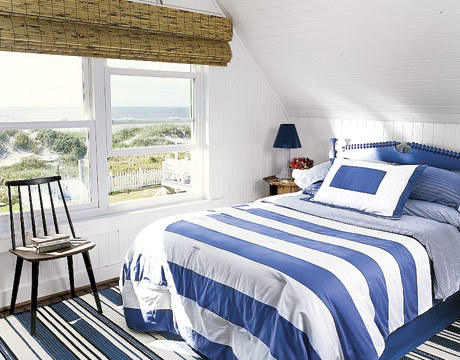 smallrooms:  ❥❥ ( beach house') bedroom