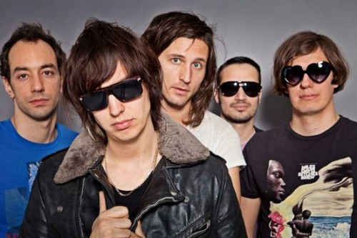 "The Strokes have said they are planning to record the follow-up to their fourth album, this year's 'Angles', ""as soon as possible."" Despite a five year gap between 2006's 'First Impressions Of Earth' and 'Angles', which emerged in March, the band say they're keen currently preparing new material and plan to record again very soon. Speaking to Rolling Stone, bassist Nikolai Fraiture said of the band's plans to record a new album: ""If we could do it tomorrow, that'd be great. But yeah, as soon as possible I think."" (read more via The Strokes planning to record new album 'as soon as possible' 