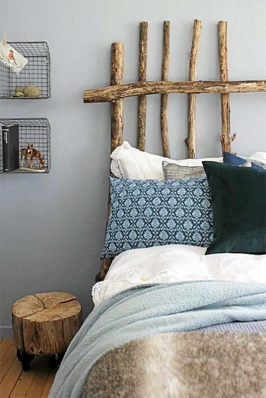 I agree! Very clever little shelves. firsthome:  those wire baskets as shelves is such an excellent idea!