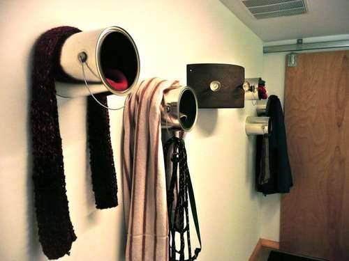 Functioning Coat Hooks