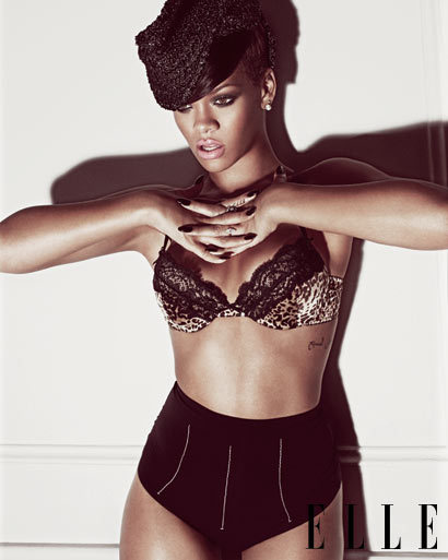 cigarettes-n-coffee:  Rhianna for Elle magazine http://cigarettes-n-coffee.tumblr.com