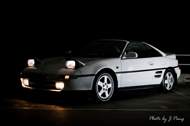 Trouble Sleeping? Toyota MR2 MKII Photo taken by J_pang in Australia