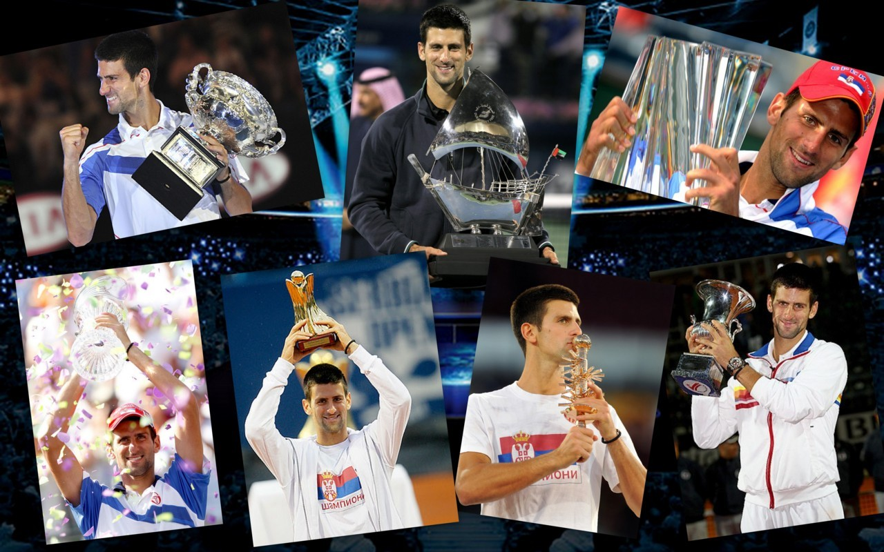 41-0; 7 Titles in a row!!! This is NOVAK DJOKOVIC! :)