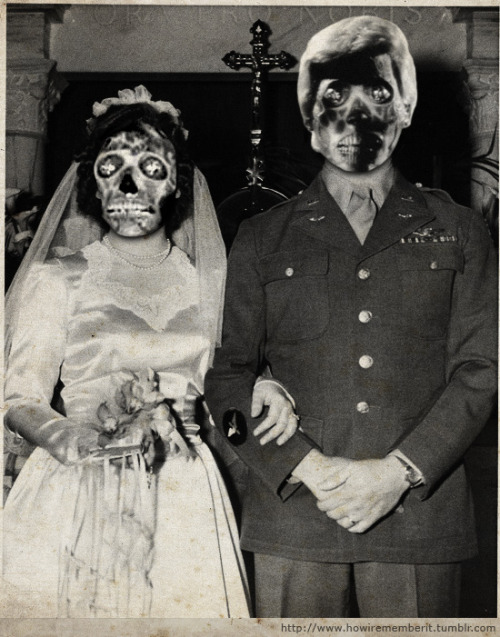 They Live Wedding, 1948