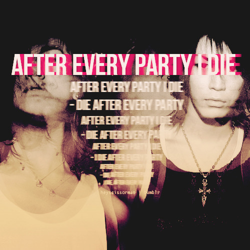After Every Party I Die | IAMX