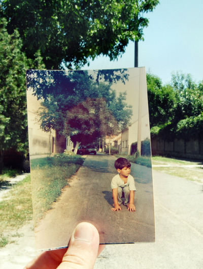 dear-photograph:  Dear Photograph, Oh, to be young again.