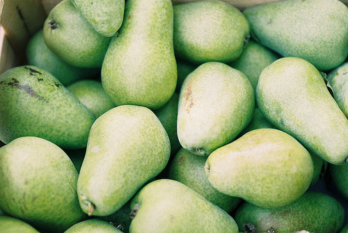 pears (by no penny for them)