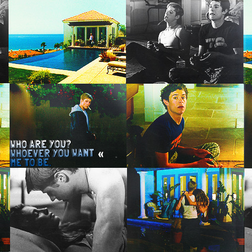 kissyoulater:  Top 6 Caps per Episode Meme     The O.C.; 1.01: Pilot - requested by