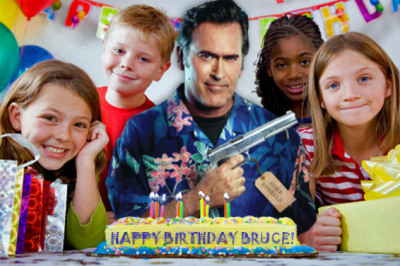 Happy Birthday to Sir, Mr. Bruce Campbell!