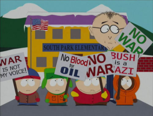 #NotIntendedToBeaFactualStatement/Photo South Park: I'm a Little Bit Country [S07E01]