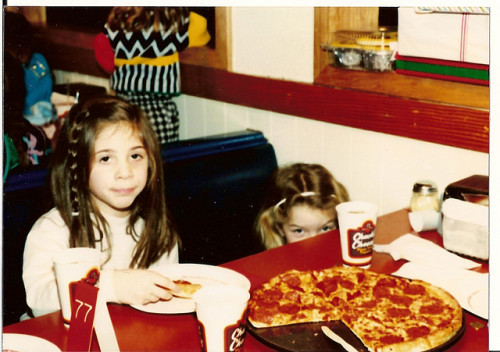 Show & Tell Chuck E Cheese's. Where a kid can be a recluse.  Source: Flickr