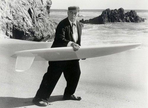 Buster Keaton the big kahuna…