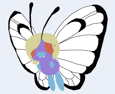 Lactose Intolerance Jokes: If I was a Pokemon I'd be Butterfree