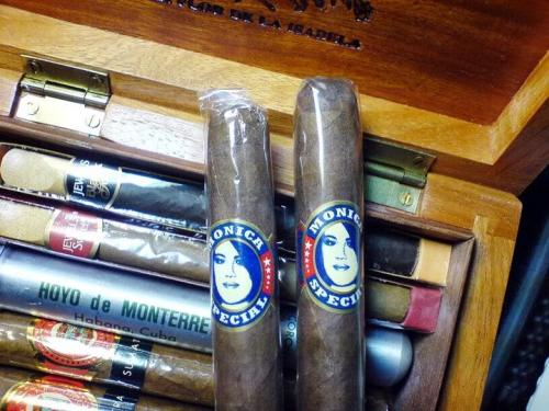 I wouldn't allow those in my humidor….