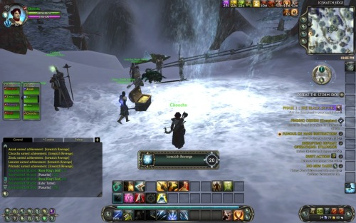 Choochx: I earned this achievement: Icewatch Revenge! #Rift