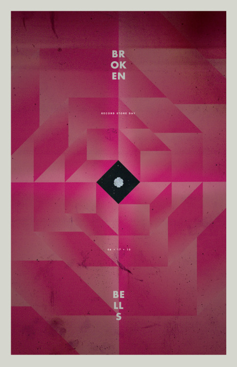 Broken Bells Poster by Jacob