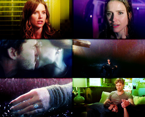 "six caps sophia bush | one tree hill 8.11 ""darkness on the edge of town"" 