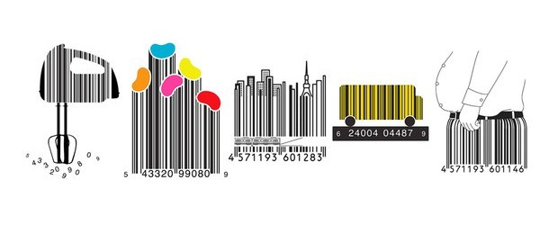 Yes, barcodes are boring and can ruin the most beautiful and well designed package, thankfully the vanity codes are here There are more vanity codes examples here Via: BuzzBrewery